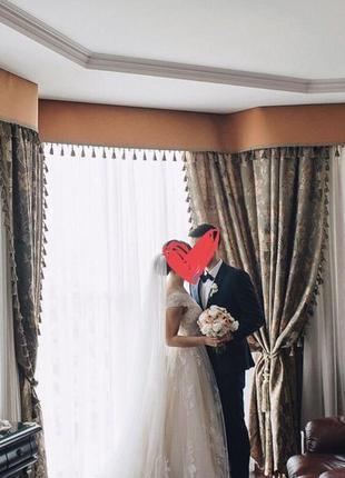Самое счастливое свадебное платье2 фото