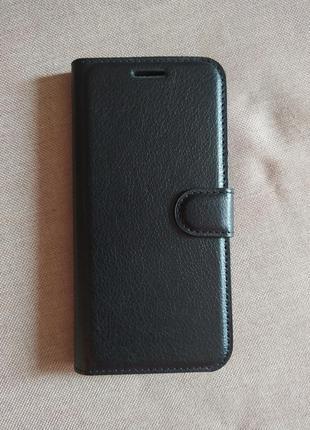 Чехол для телефона nokia 3.1 черный