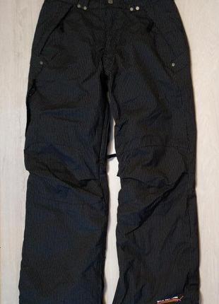 Лыжные штаны stuf в отличном состоянии на 44 размер