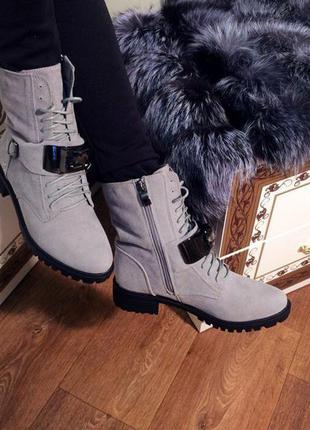 Шикарные весенние ботиночки!!! размеры 36 37 38 39 40 41