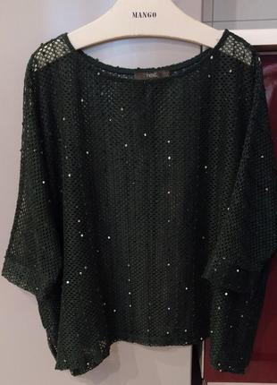🔥🔥🔥трендова (блуза) футболка в стилі oversize від next2 фото
