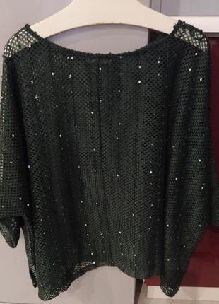 🔥🔥🔥трендова (блуза) футболка в стилі oversize від next3 фото