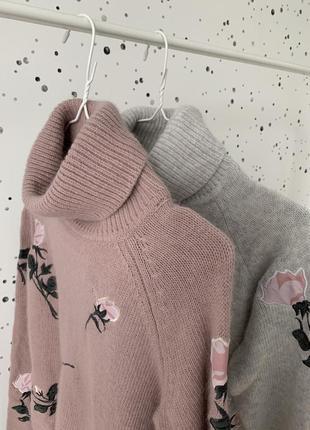 Новый аргоновый свитер only