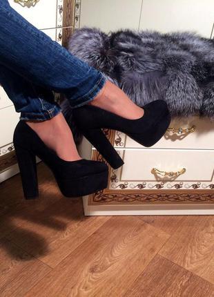 Шикарные туфли на высоком каблуке! размеры 36 39