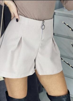 Кашемировые шорты