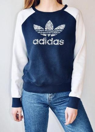Красивый свитшот от adidas
