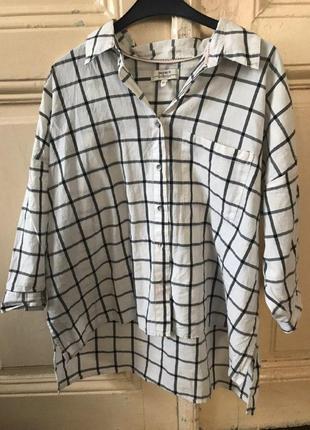 Сорочка в квадрат