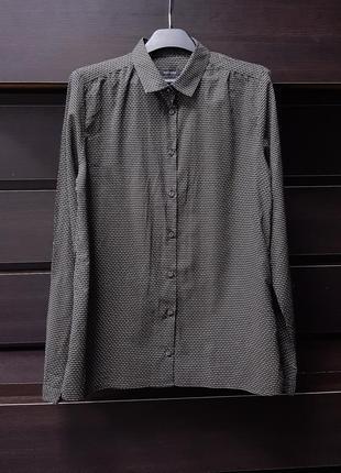 Рубашка marc o polo размер s m оригинал