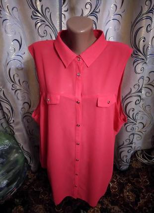 Стильная блуза на пышные формы george