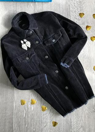 Рубашка zara курточка жакет с вельвета