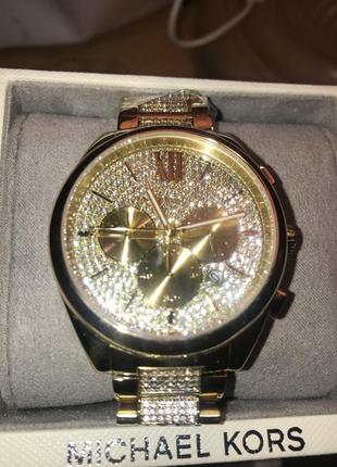 Шикарные часы унисекс оригинал michael kors с сша