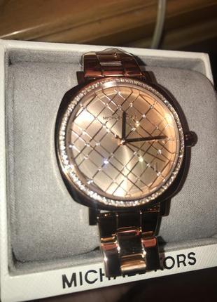 Стильные женские часы оригинал michael kors с сша