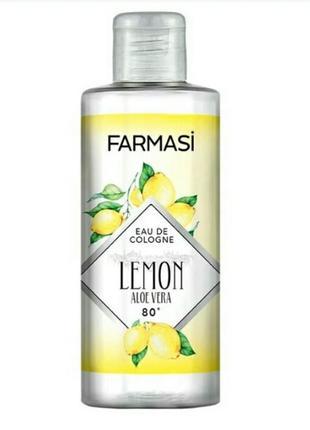 Farmasi антисептик лимон фармаси lemon eau de cologne