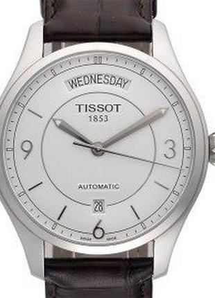 Механические часы t038430a с автоподзавод от tissot
