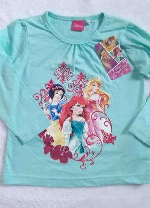 Красивая футболка с рукавом дисней оригинал!!