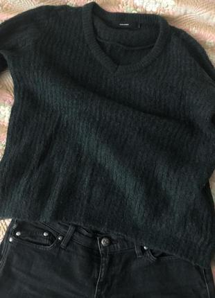 Мягкий и тёплый свитерок vero moda💜 #розвантажуюсь
