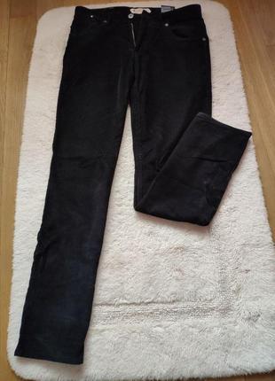 Вельветовые мужские штаны