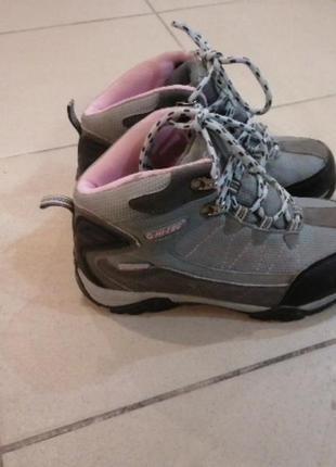 Ботинки на девочку, hi-tec
