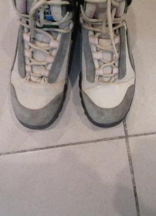 Ботинки туристические, на девочку4 фото