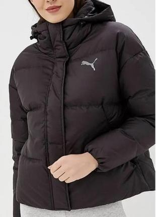 Куртка puma пуховик