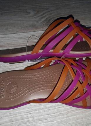 Huarache flip-flop от crocs. оригинал р 74