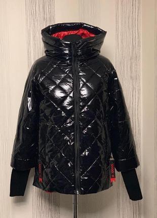Стильна демісезонна курточка