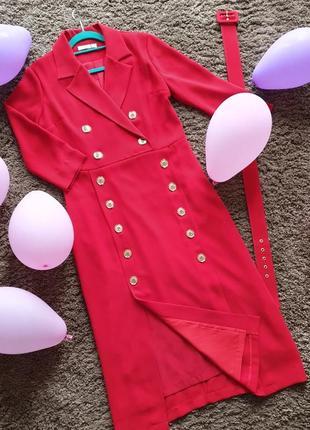 Сукня червона / платье красное