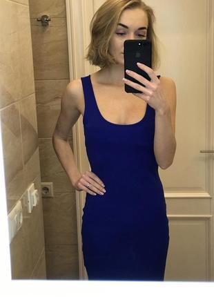 Стильное синие платья💙