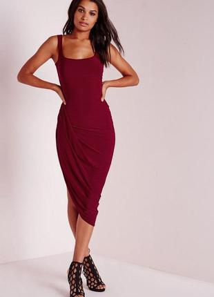 Шикарное женское платье missguided