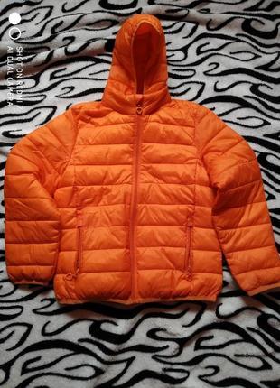Весняна курточка134-140см.