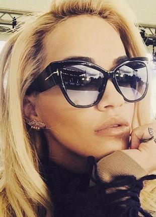 4-5 стильные солнцезащитные очки елегантні сонцезахисні окуляри