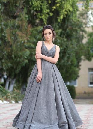 Невероятной красоты платье5 фото