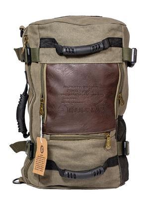 Рюкзак-чемодан удобный, ручная кладь. 4цвета.