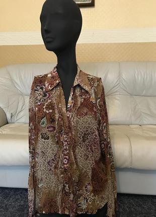 Блузка per una