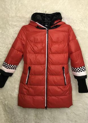 Зимнее пальто (очень теплое)