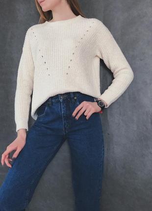 💌плюшевый свитер f&f