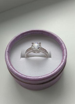 Кольцо срібло 925 проби