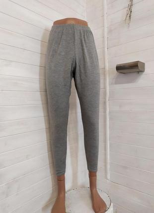 Шикарные нижние штаны,термобелье на флисе