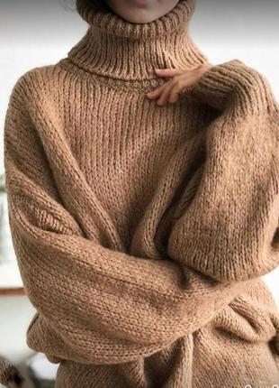 Шикарный свитер oversize