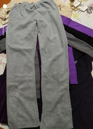 Большой размер!!! теплые домашние штаны