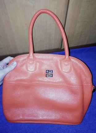 Шкіряна сумка, кожана сумка