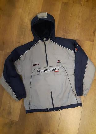Анорак куртка деми фирмы le coq sportif original