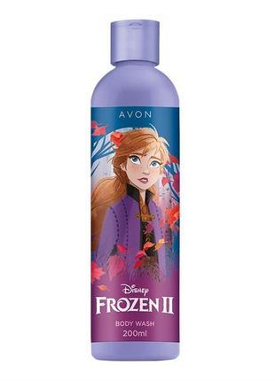 Розпродаж!!! дитячий гель для душу frozen avon 200 мл суперціна!!!