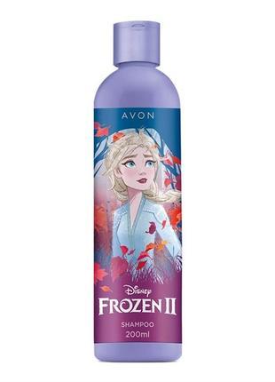 Розпродаж!!! avon frozen дитячий шампунь для волосся 200 мл суперціна!!!