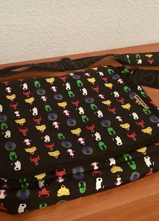 Стильная сумка для ноутбука mingface