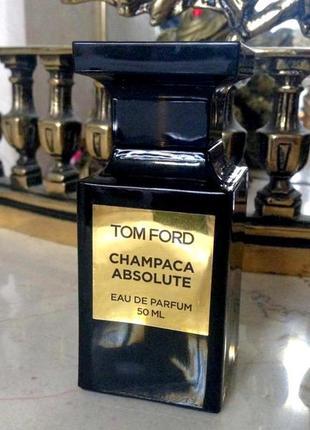 Champaca absolute tom ford _original_eau de parfum 5 мл_затест