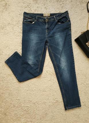 🖇 высокая посадка джинсы skiny