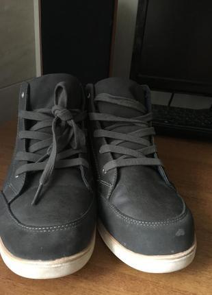 Классные мужские демисезонные ботинки