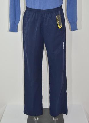 Легкие мужские спортивные штаны errea. код 2383