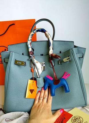 Женская сумка гермес 35см